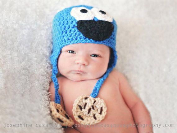 Cookie Monster sombrero  b47651992ce