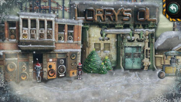 Christmas in Tivoli Town!