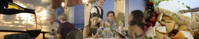Dinner Cruise in Charleston, SC from Spiritline Tours