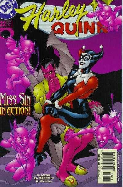 2002-09 - Harley Quinn Volume 1 - #22 - The Ballad of Harley Quinn #HarleyQuinnComics #DCComics #HarleyQuinnFan #HarleyQuinn #ComicBooks