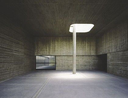 Fumihiko Maki's Kaze no Oka Crematorium.