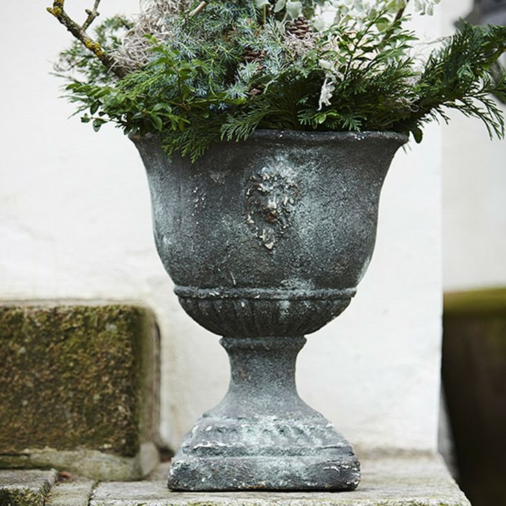 Isabella Smith - Blomsteropsats, rustik