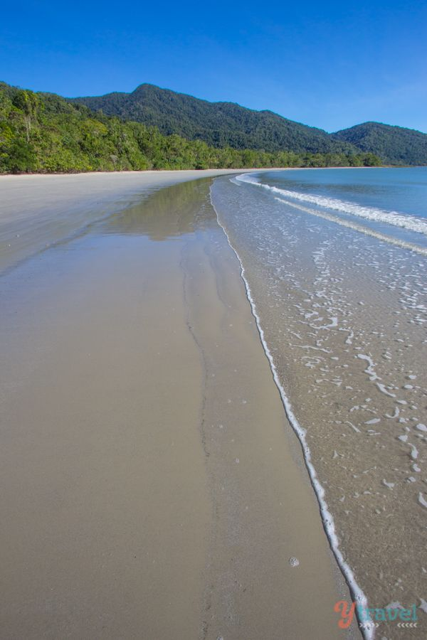 Cape Tribulation Beach - Daintree National Park, Queensland, Australia