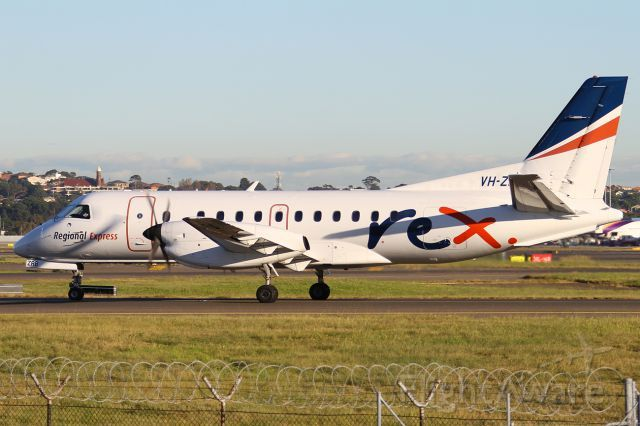 Photo of RXA Saab 340 (VH-ZRB) ✈ FlightAware