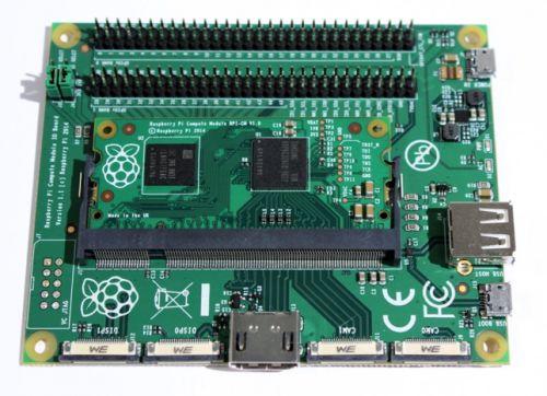 Raspberry PI Computer Module