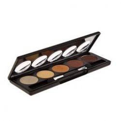 Palety očních stínů Flormar Color Palette Eyeshadow