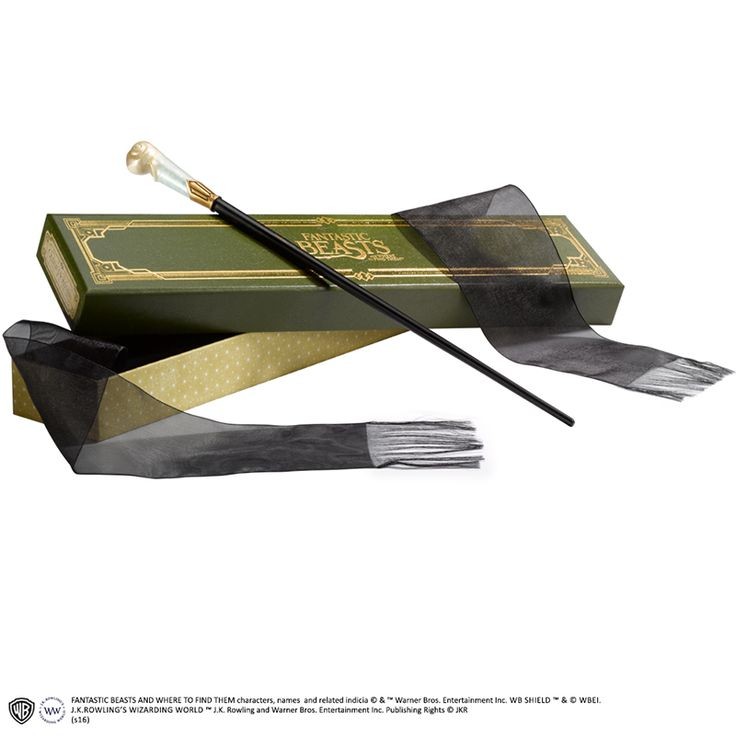 NOBLE COLLECTIONS HP FB WAND QUEENIE GOLDSTEIN 5626 REPLICA - https://www.vendiloshop.it/gadget-repliche-11/592116-noble-collections-hp-fb-wand-queenie-goldstein-5626-replica-0849241003605.html - Disponibile in pronta consegna a 34,13 € solo su vendiloshop.it #vendiloshop #gadget #toys #popculture #harrypotter
