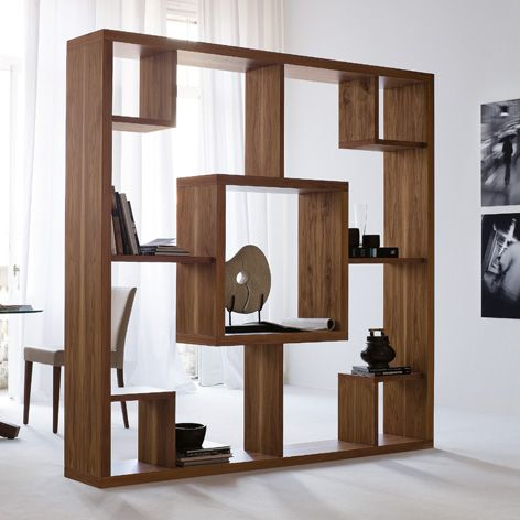 bookcase as a work of art