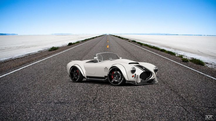 Come ti sembra il mio tuning #Ford #ShelbyCobra 1961 in 3DTuning #3dtuning #tuning