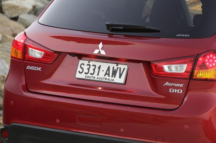 Nice bum? The new auto Diesel #MitsubishiASX . #Mitsubishi #LoveThatCar http://www.mitsubishi-motors.com.au/vehicles/asx?cid=pinterestASX