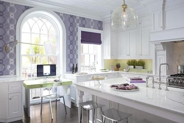 Best 14 Best Lavender Kitchens Images On Pinterest Lavender 400 x 300