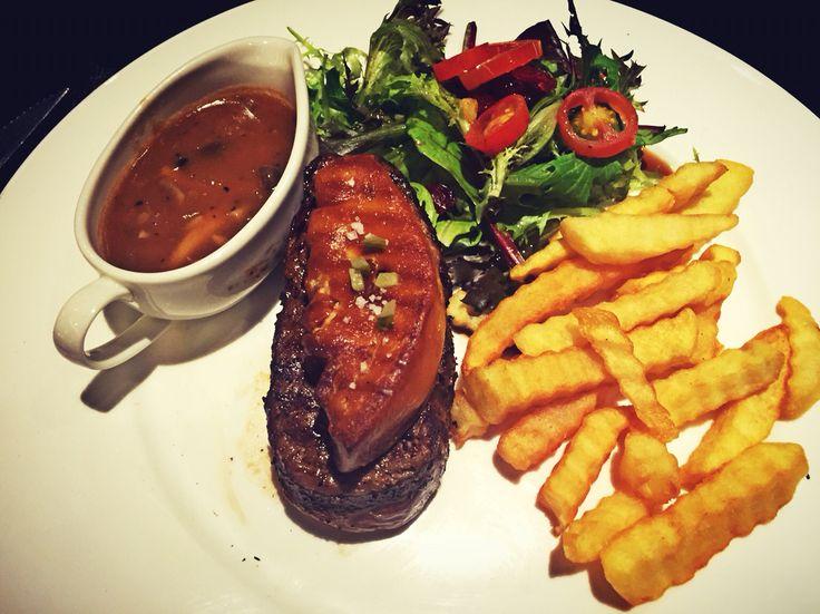 Nice Steak #Bakerzin