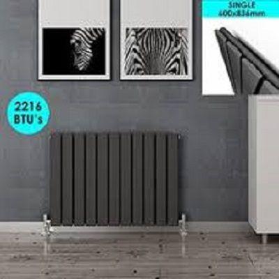 Modern Radiators uk | Flat Vertical radiators | vertical panel radiators | Radiator Hut