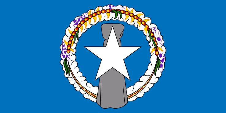 Flag of the Northern Mariana Islands - Northern Mariana Islands - Wikipedia, the free encyclopedia