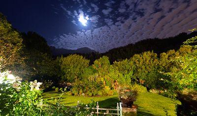 Table Mountain Night