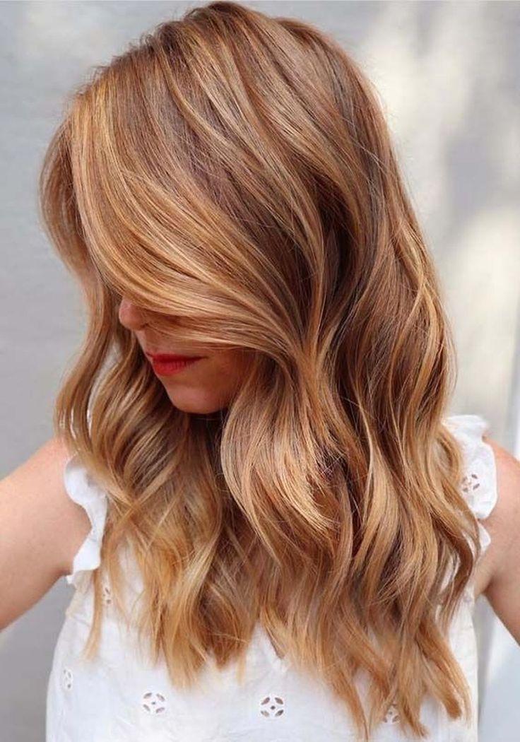 medium beige blonde hair color - 564×805