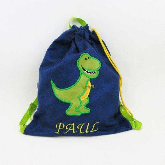 Plecak Ze Smokiem Worek Z Dinozaurem Plecak Przedszkolaka Plecak Sportowy Plecak Z Imieniem Personalizowany Plecak Worek Sp Bags Baby Gifts Laundry Bag