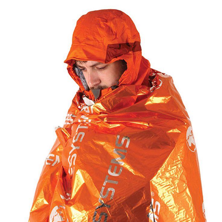 Lifesystems Thermal Bag overlevelsespose Stort utvalg av turutstyr - nødbivuakk - overlevelsespose | Oslo Sportslager