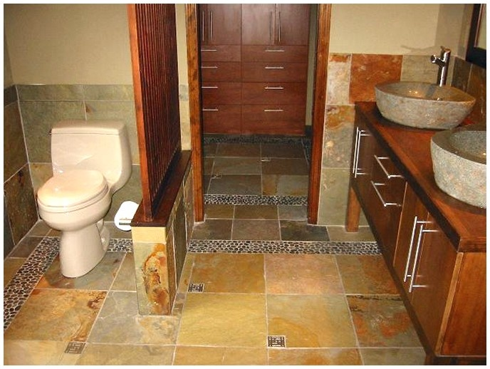 Pros And Cons Of Using Slate In A Bathroom