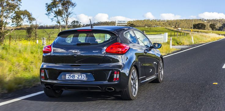 Renault Sport Megane Kia Proceed GT Hyundai Veloster SR Turbo-33: ''The Kia might lack the punch, but it's still in the same weight division as the Megane.''