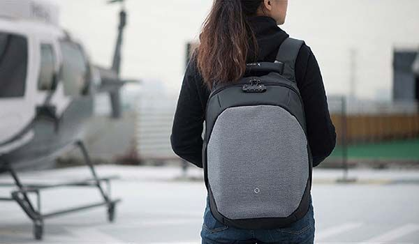 ClickPack Pro – The Worlds Most Sleek Anti-Theft Backpack