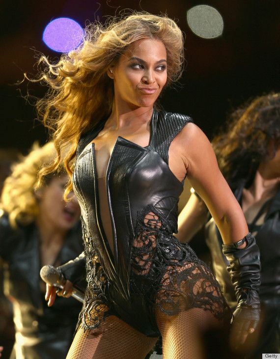 Beyonce Super Bowl halftime