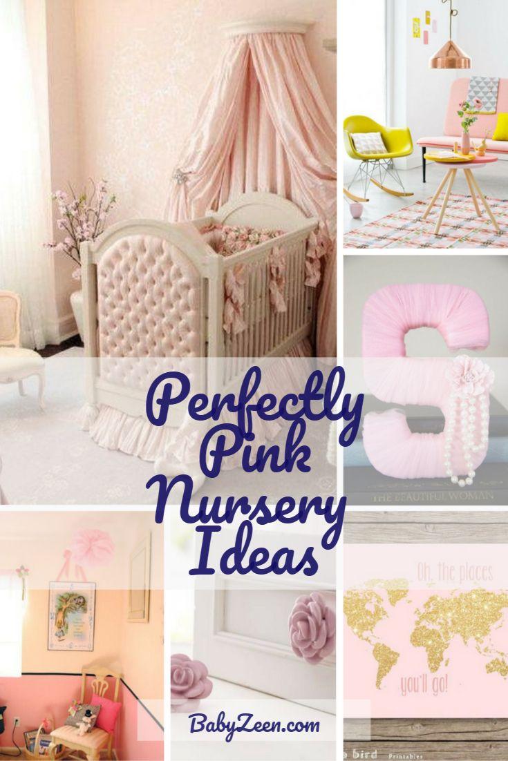 Perfectly Pink Nursery Ideas 8 best Pink