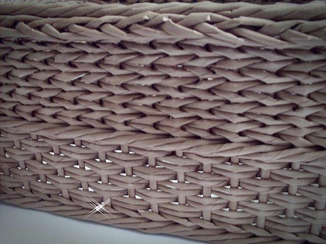 Moje pletení z papíru - Fotoalbum - PLETENÍ 2013