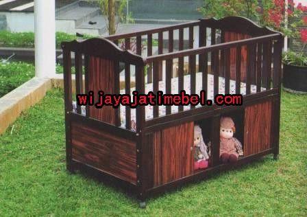 Ranjang Bayi Jati Jepara | Mebel Jepara | Jual Furniture Jepara | Wijaya Jati Mebel