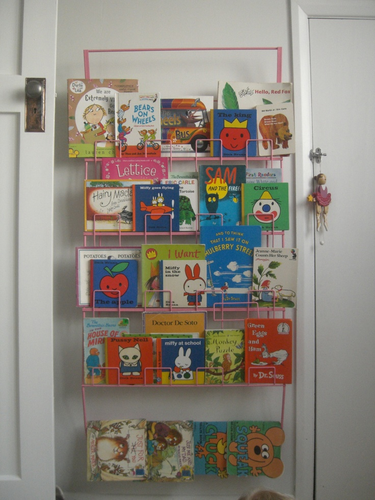 Children's bookshelf @collectablepride.com