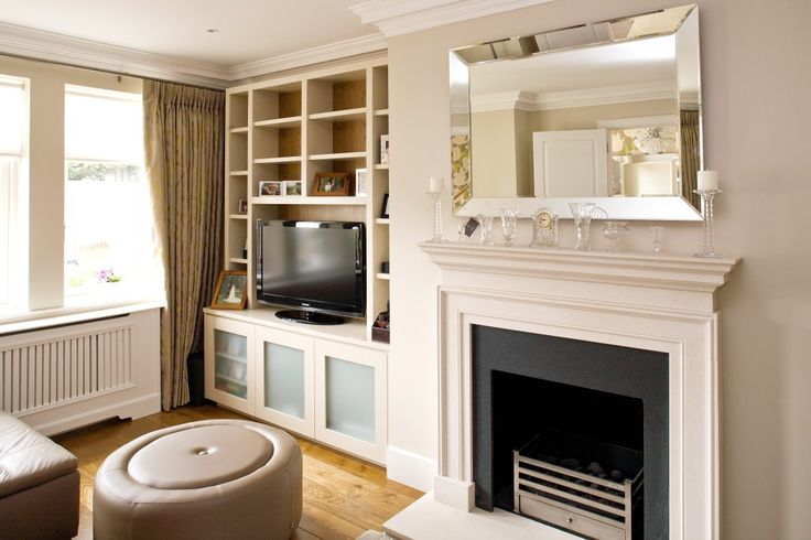 Bespoke Furniture   Modern Alcove Units   Bespoke Units