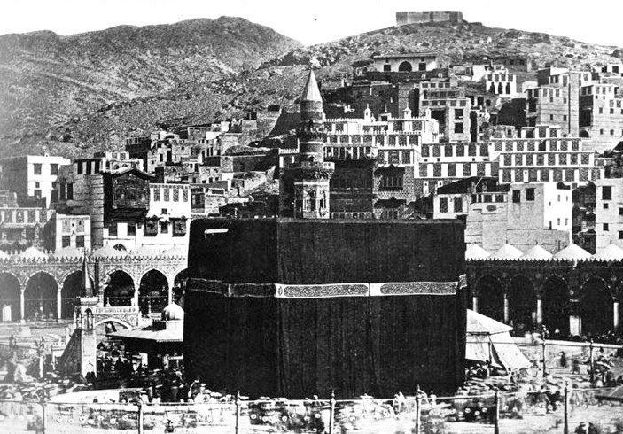 OĞUZ TOPOĞLU : osmanlı dönemi kabe ve mescid-i haram