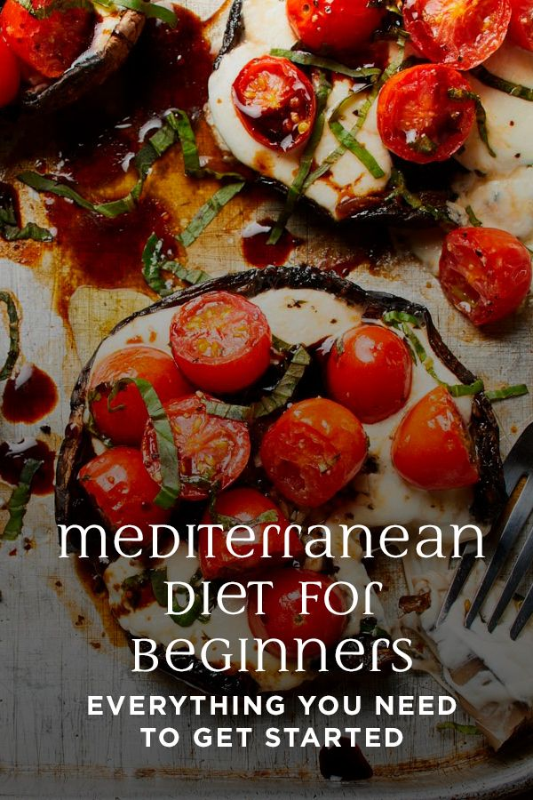 Mediterranean Diet for Beginners: Everything You Need to Get Started