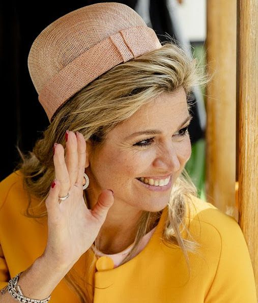 Nov 8, 2016, King Willem-Alexander and Queen Maxima visited the Quake City in Christchurch, New Zealand. King Willem and Queen Maxima are on a three-day tour of New Zealand, visiting Wellington, Christchurch, Auckland