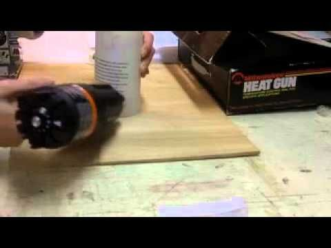 how to make a heat gun