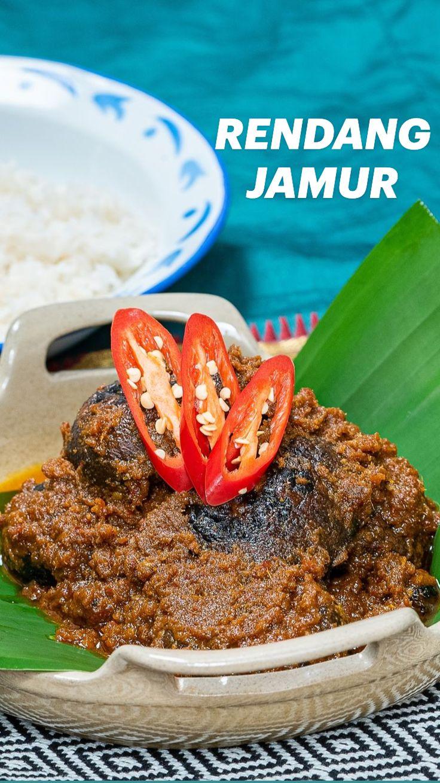 Rendang Jamur Panduan Mendalam Oleh Tastemade Indonesia