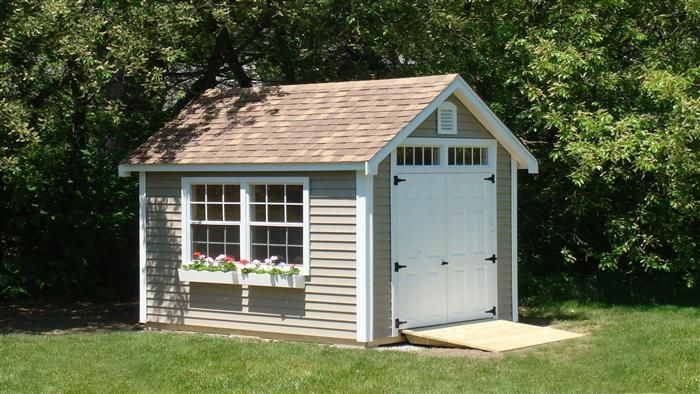 Cute Storage Sheds | reeds ferry sheds reeds storage sheds specialty buildings shed color ...
