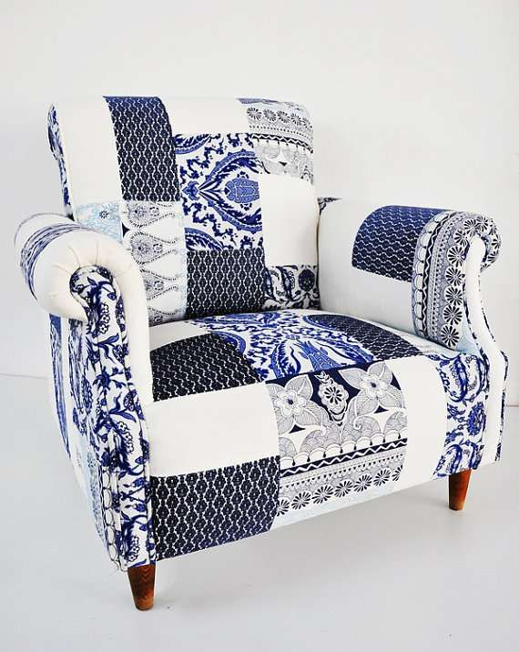 Photos of Patchwork sofas (Via: etsy, etsy 2)