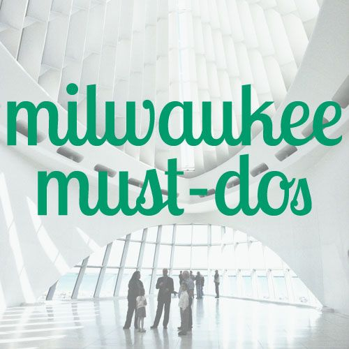 Milwaukee city guide, including: Le Reve, Blue's Egg, Kopp's, Lakefront Brewery, Public Market, Chuah Iron Horse Hotel