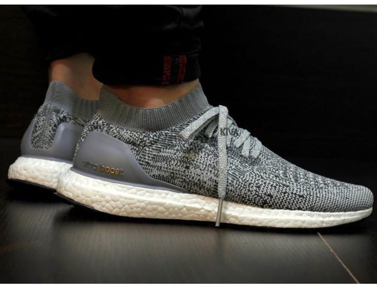 Here's your first on-foot look at the upcoming adidas Ultra Boost Uncaged.