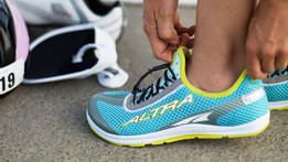 Better than the top running shoe companies in design. Let your feet run naturally!