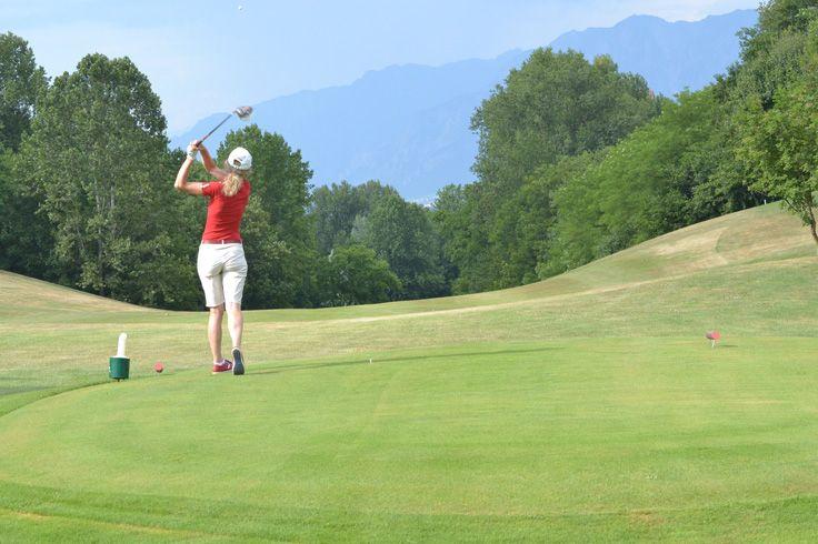 Playing Golf - Golf Club Udine, Fagagna - Italy