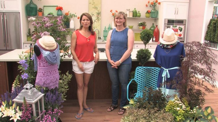 Today Colleen stops by to talk about how your personal style fits with your garden design. We head out to Climber's Rock in Burlington and discover some great ideas for kids camps. Finally out on the Grill we learn from the master how to barbecue the perfect steak for Father's Day with BBQ NAZ from Broil King. #BBQSteak #GardenStyle #GardenDesign