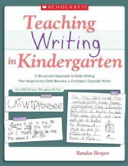 Teaching Writing in Kindergarten (Paperback)
