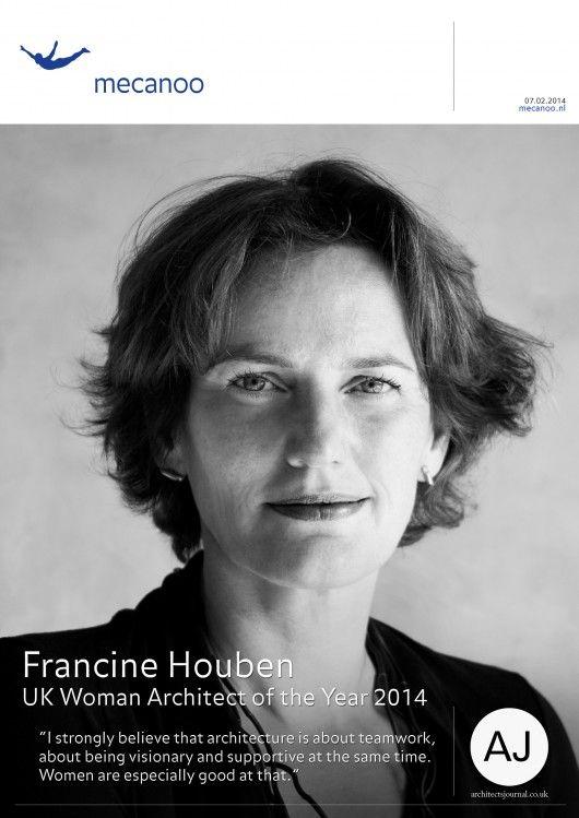 Francine Houben arquitecta del año / AJ
