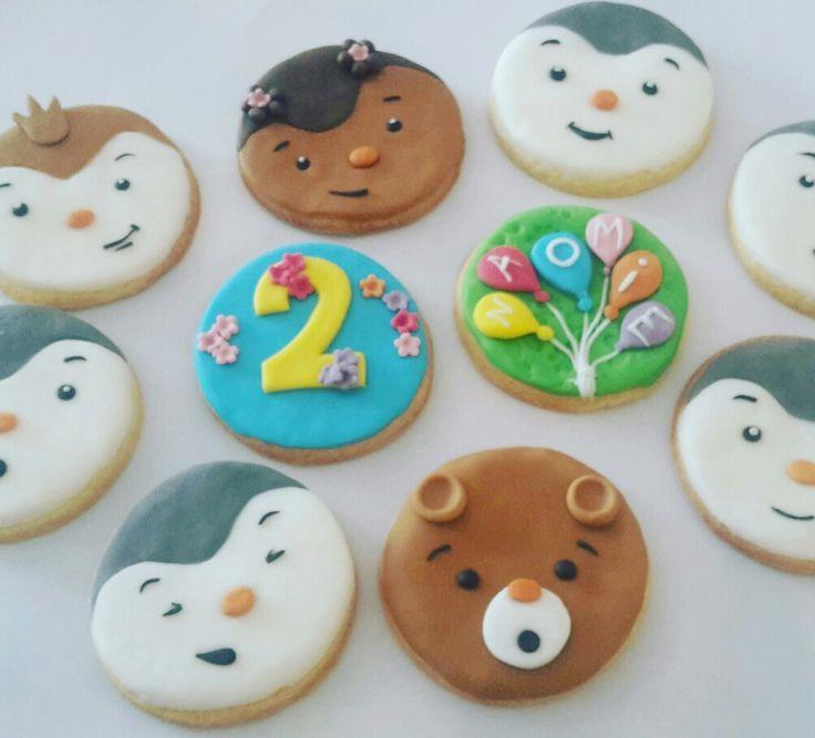 Tchoupi cookies