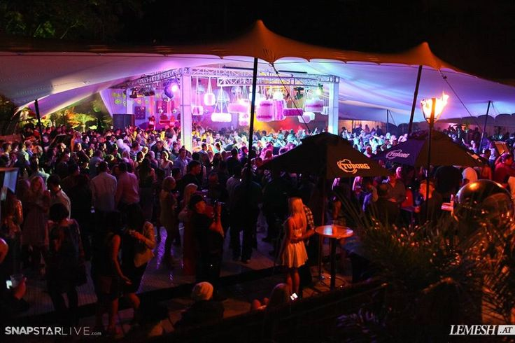 ...now THIS was a party ...Fiesta Del Sol by www.highlife.co.nz...