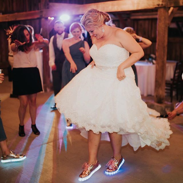 Unique shoes to wear on your wedding