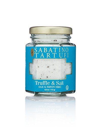 Sabatino Tartufi Truffle & Salt 4oz Sabatino Tartufi