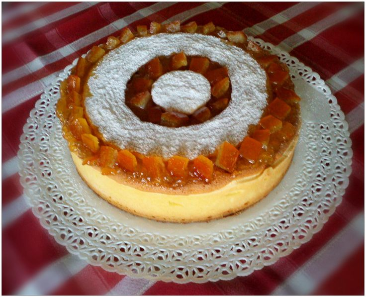 Torta all'arancia di Iginio Massari